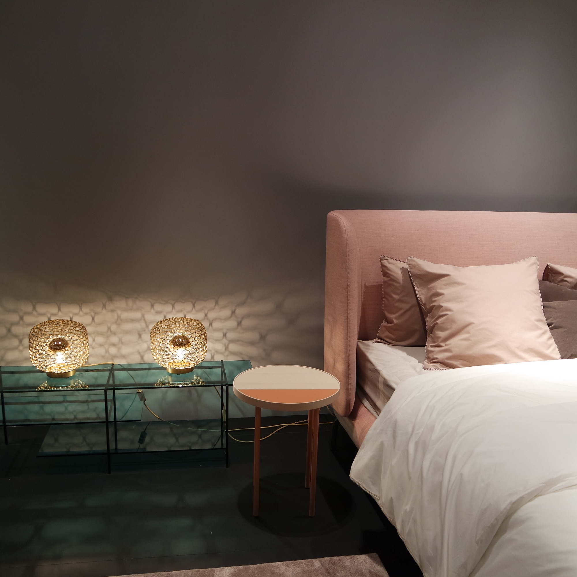 interior eindr cke von der imm 2016 und dem wundersch nen tag des solebich messetreffens. Black Bedroom Furniture Sets. Home Design Ideas