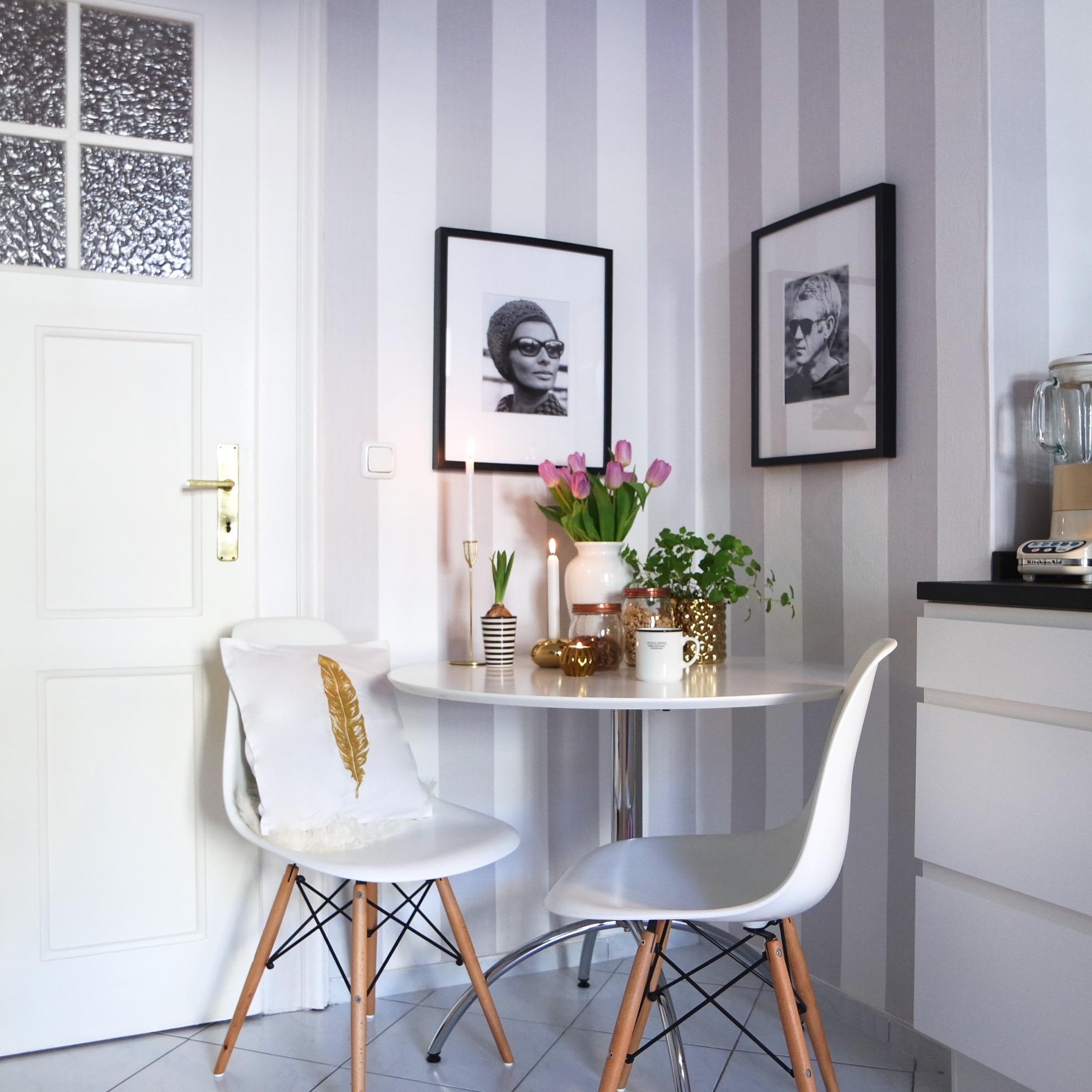 Interior: Ein kleines Umstyling in unserer Küche und neuer, goldiger ...