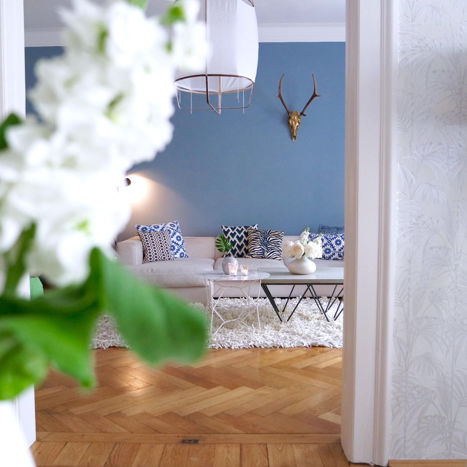 Interior: Jetzt gibt es weitere Einblicke ins Wohn- und Esszimmer ...