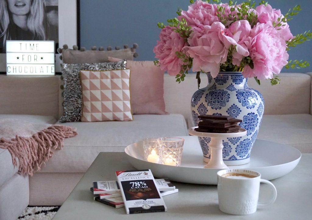 lifestyle 5 gr nde warum du schokolade essen solltest sweet living interior. Black Bedroom Furniture Sets. Home Design Ideas