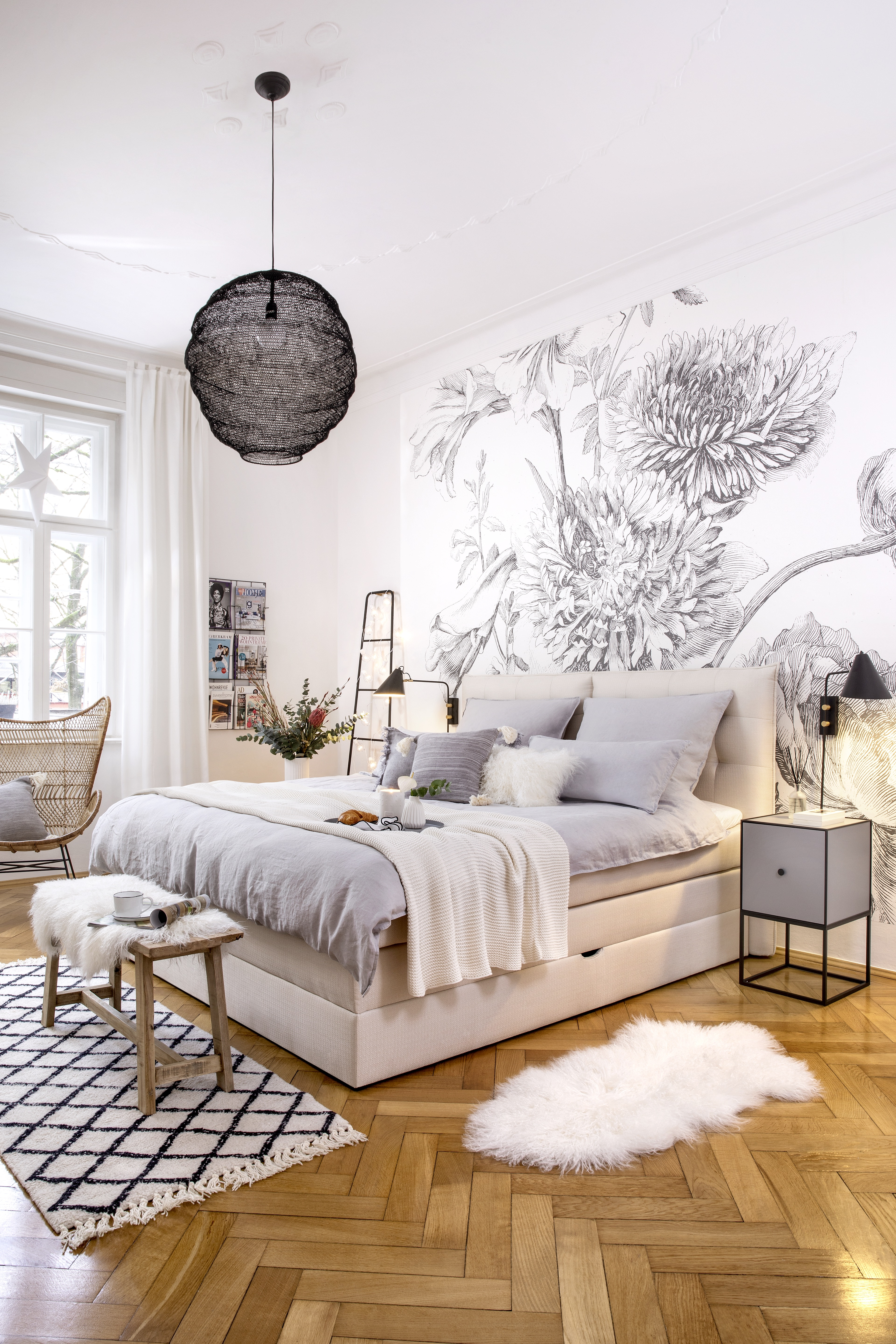 Bedroom Story Umstyling Schlafzimmer | Sweet Living Interior